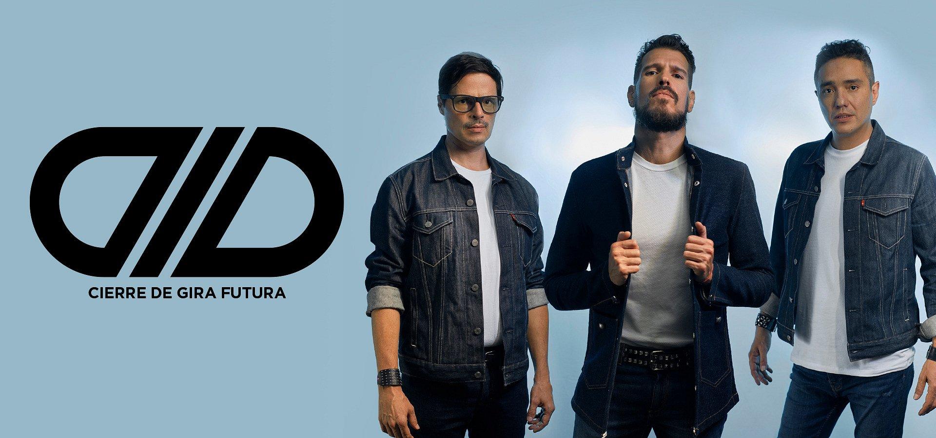 """DLD concluirá la gira """"Futura"""" en El Plaza Condesa"""