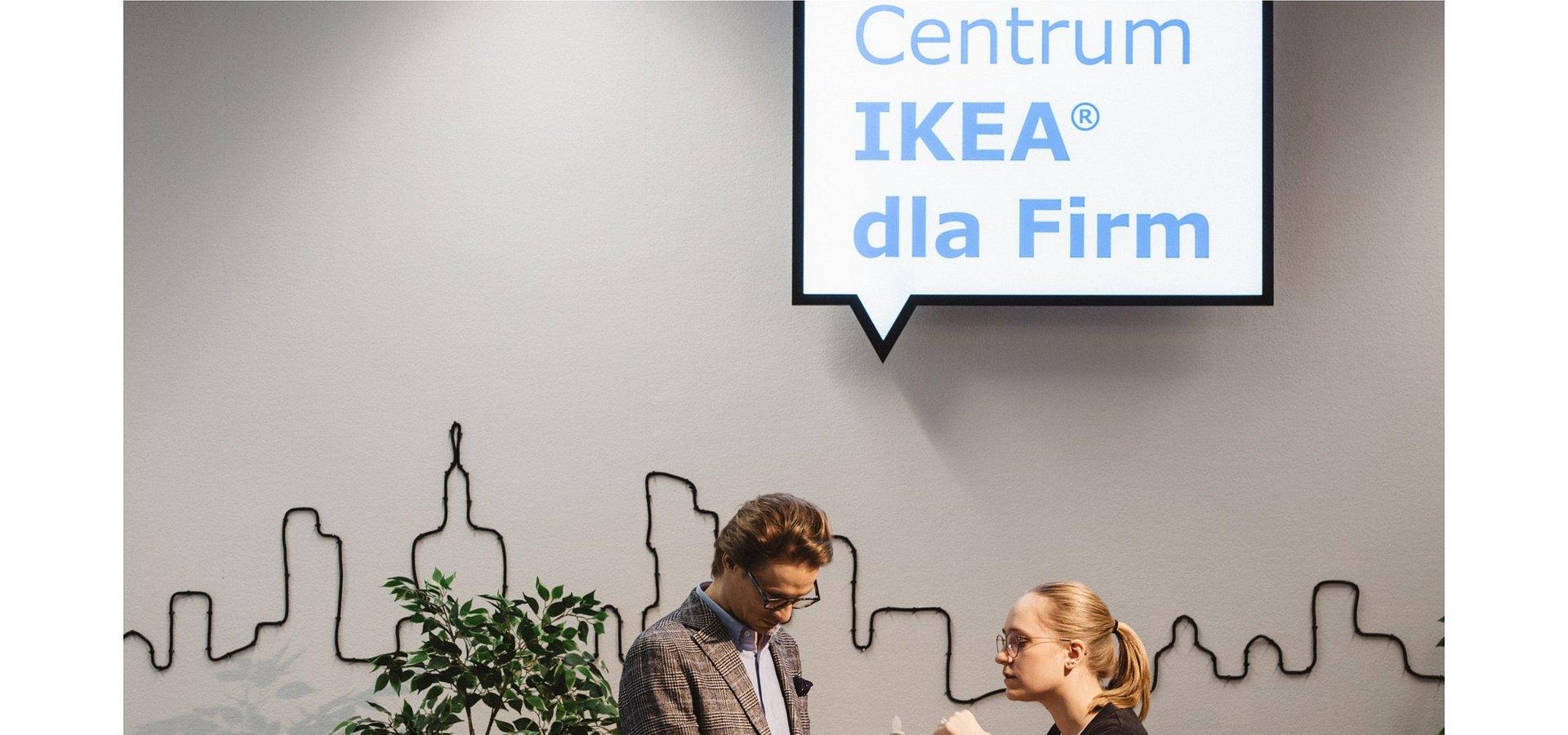 Centrum IKEA dla Firm w nowym wydaniu