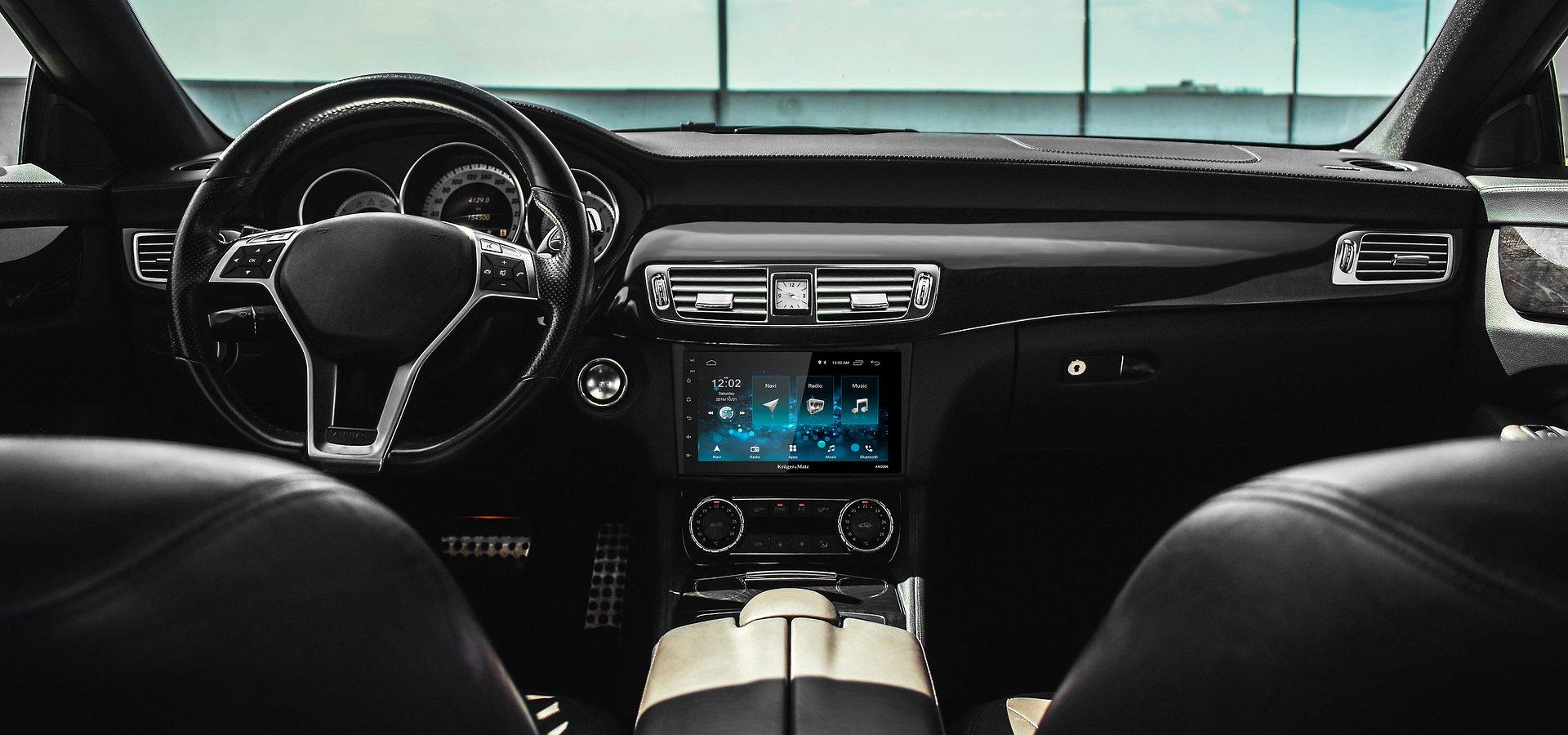 Radio samochodowe z systemem Android 8.1 od Kruger&Matz
