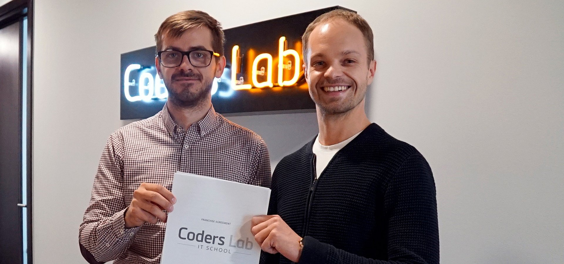 Coders Lab goes to Asia