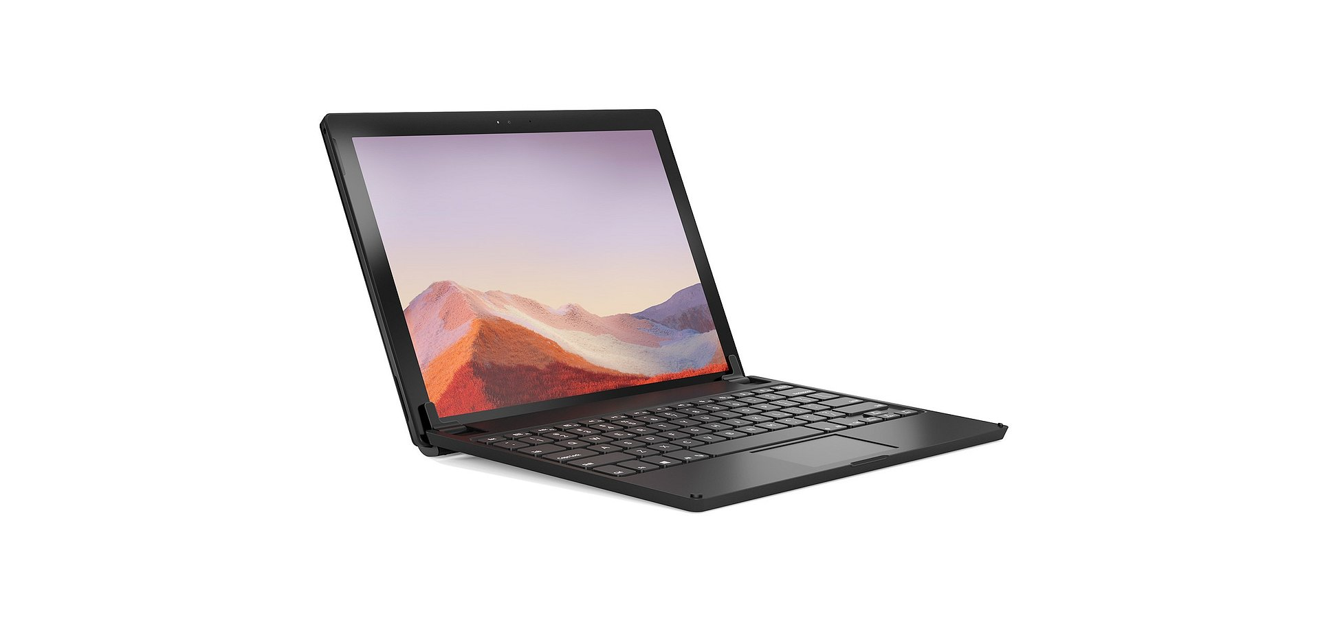 Microsoft's New Surface Pro 7 is Compatible with the Brydge 12.3