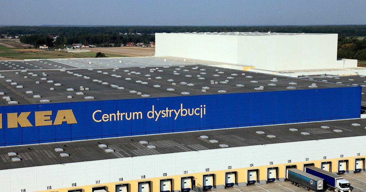 Centrum Dystrybucji IKEA w Jarostach będzie jeszcze większe i wydajniejsze