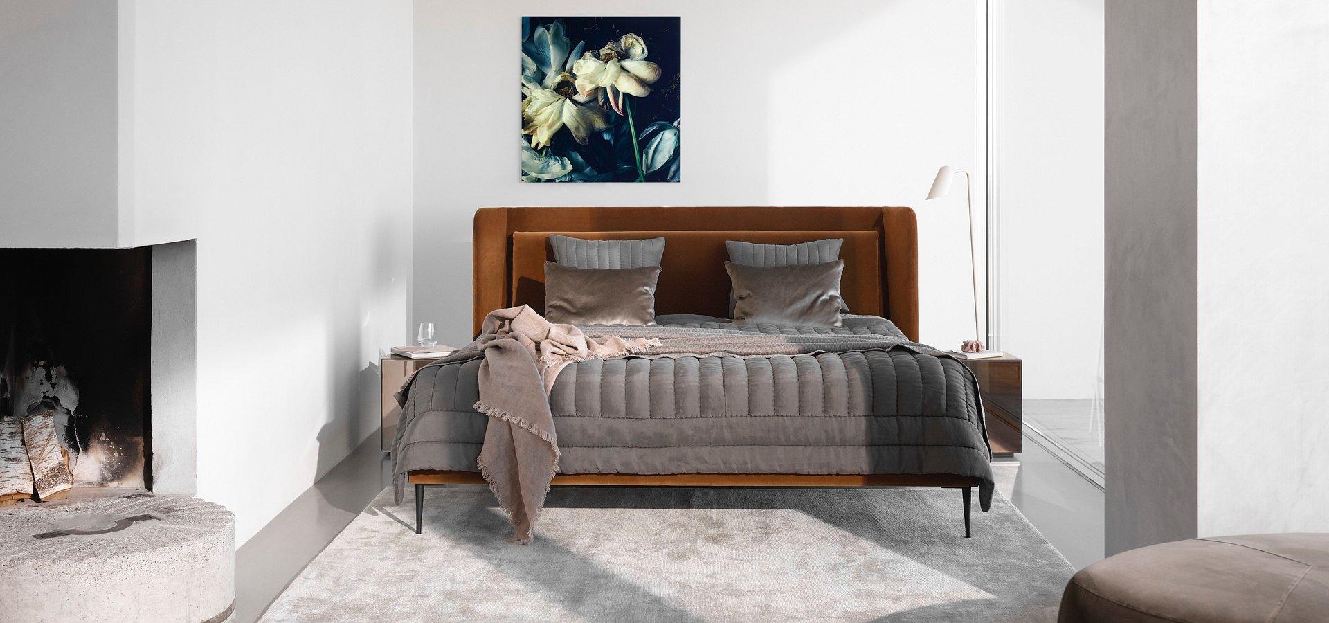 BoConcept przedstawia nowe łóżka projektu Henrika Pedersena