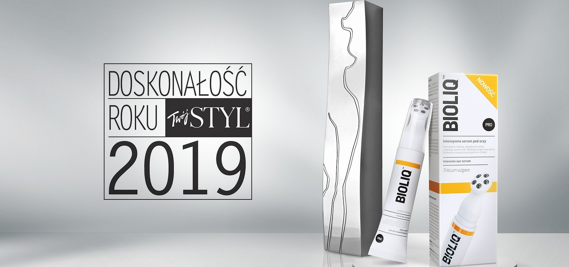 Marka Bioliq po raz trzeci zdobywa tytuł Doskonałości Roku Twojego Stylu