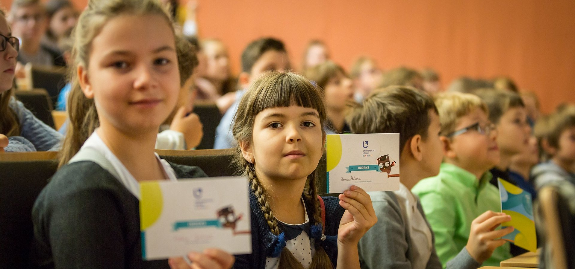 Startuje Uniwersytet Łódzki dla Dzieci!