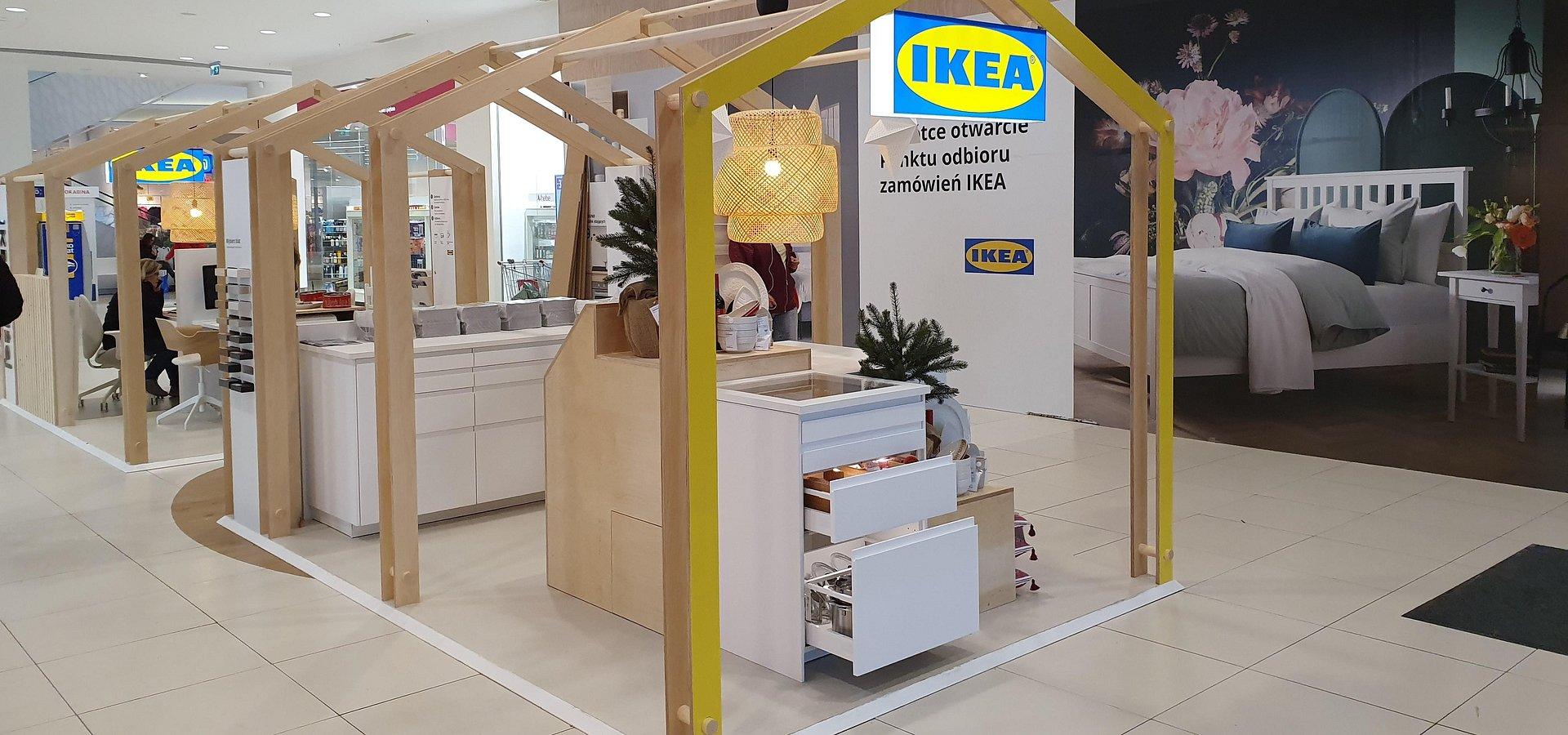IKEA Bliżej – nowy punkt w CH Wola Park