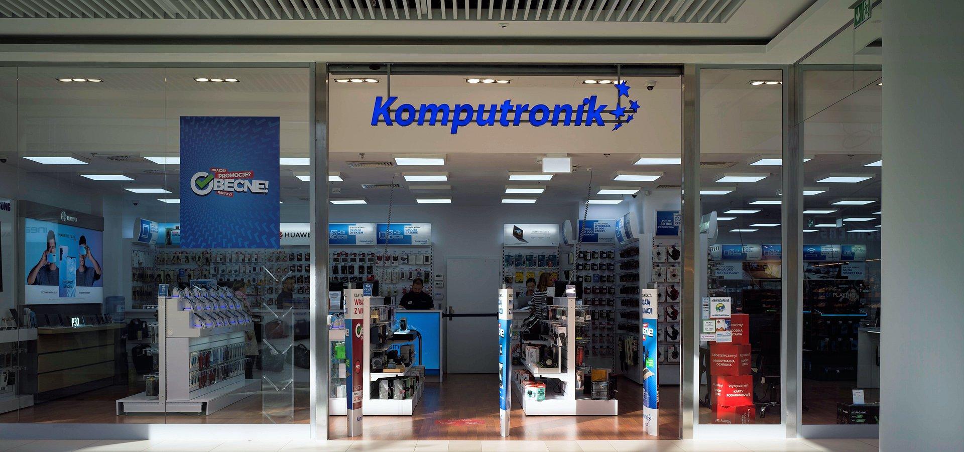 Komputronik Biznes z dedykowaną ofertą dla branży retail i HoReCa