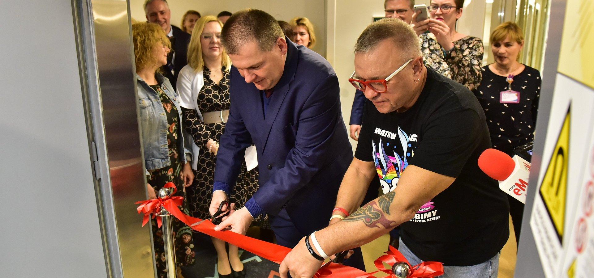 Sprzęt za 6 mln złotych dla Górnośląskiego Centrum Zdrowia Dziecka w Katowicach