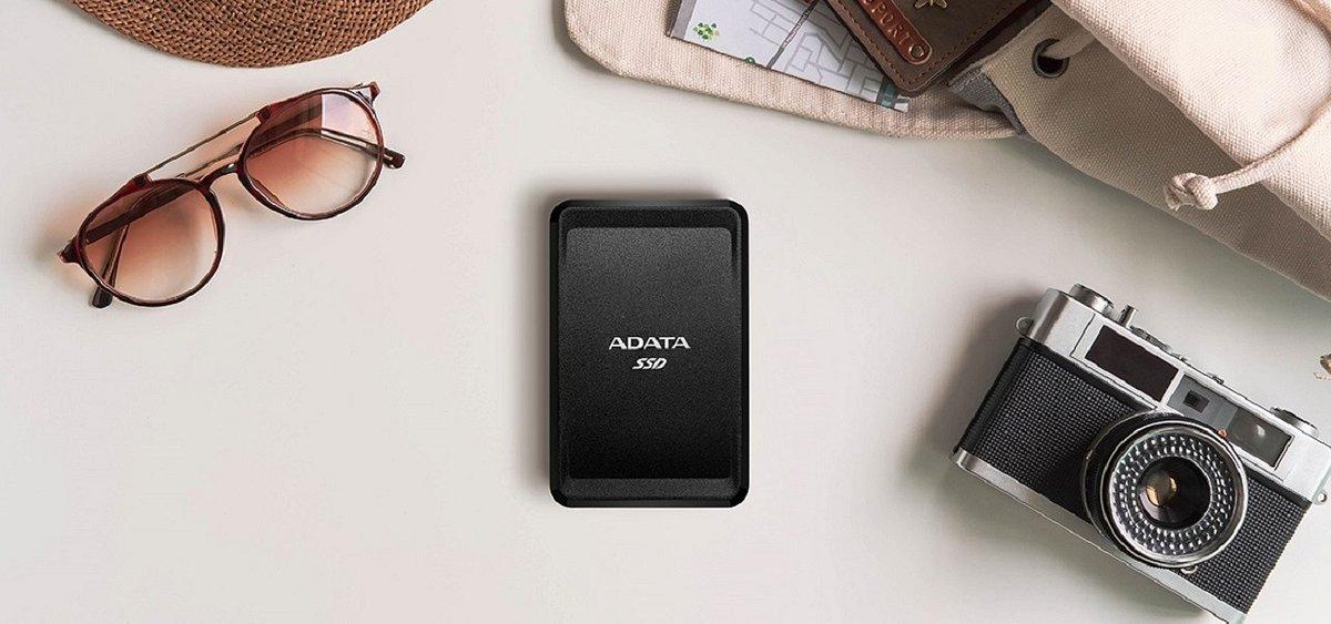 ADATA SC685 – najsmuklejszy zewnętrzny dysk SSD
