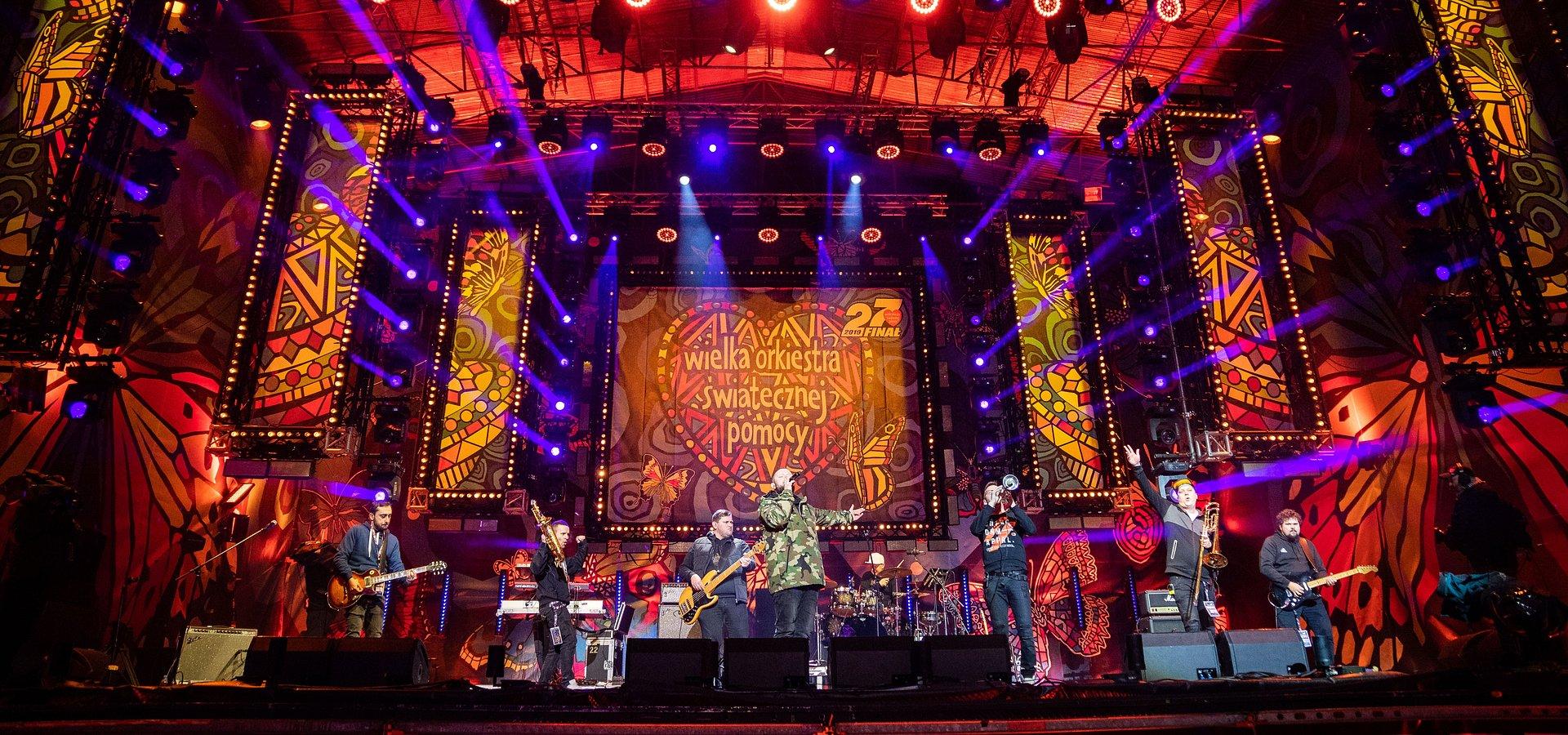 Program finałowych koncertów na Placu Bankowym