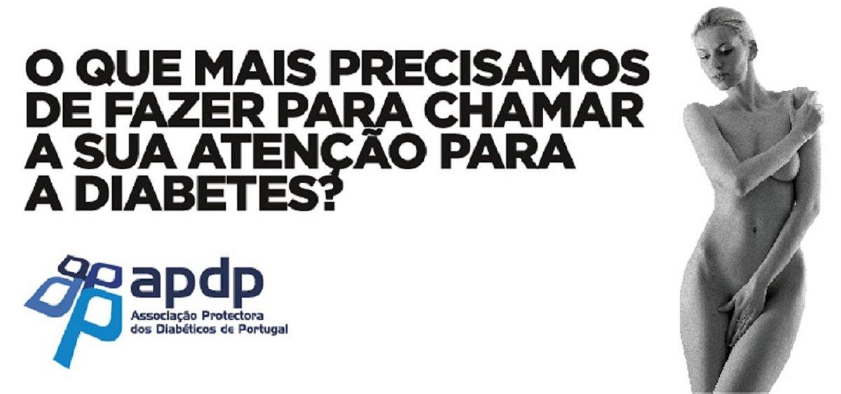 APDP despe-se de preconceitos para sensibilizar população para a diabetes
