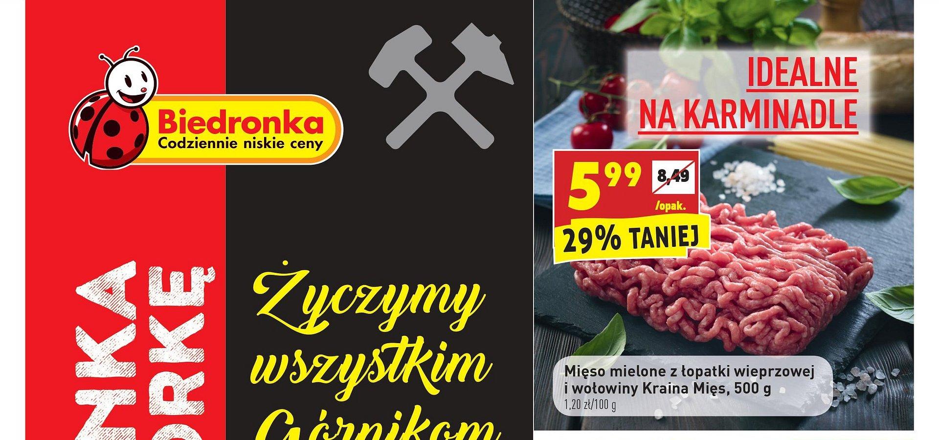 Biedronka na Barbórkę – fest fajna oferta dla Górnego Śląska
