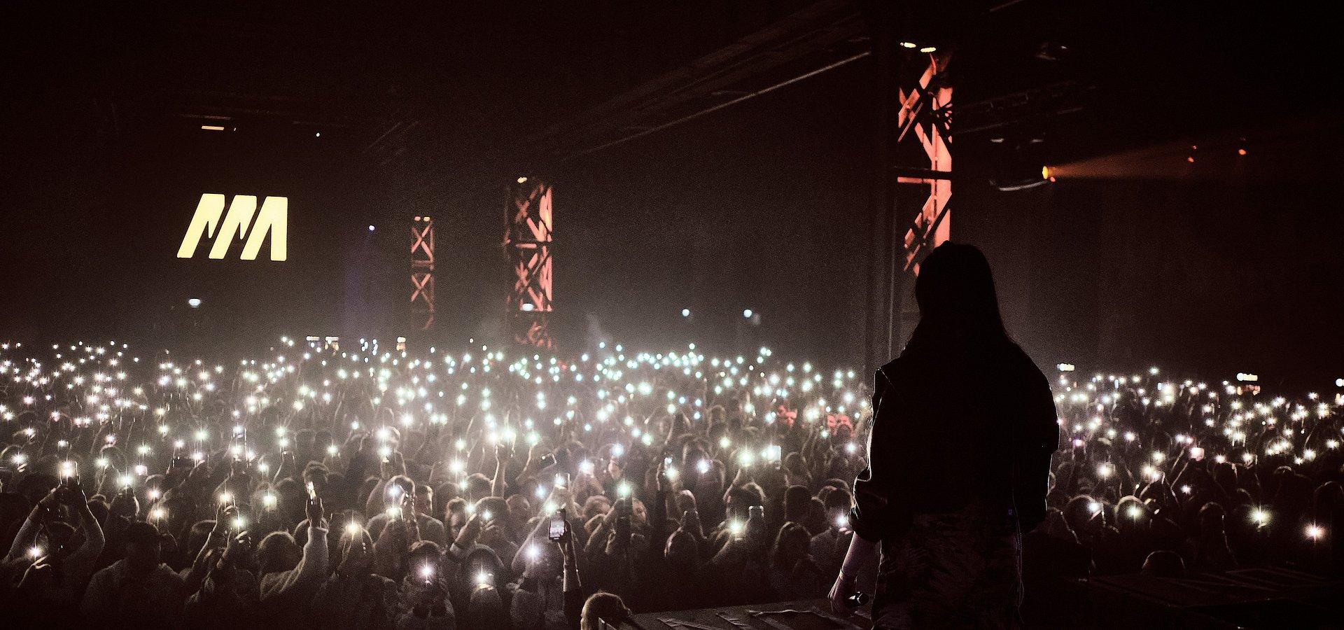 Modus Mio Live On Stage: Die Bilder des Abends