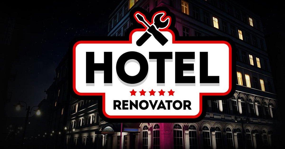 """The Dust zapowiedział drugi z 15 symulatorów. """"Hotel Renovator"""" jest już dostępny na platformie Steam"""