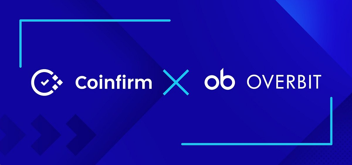 Crypto Derivatives Platform Overbit Partners With Coinfirm To Implement AML Framework