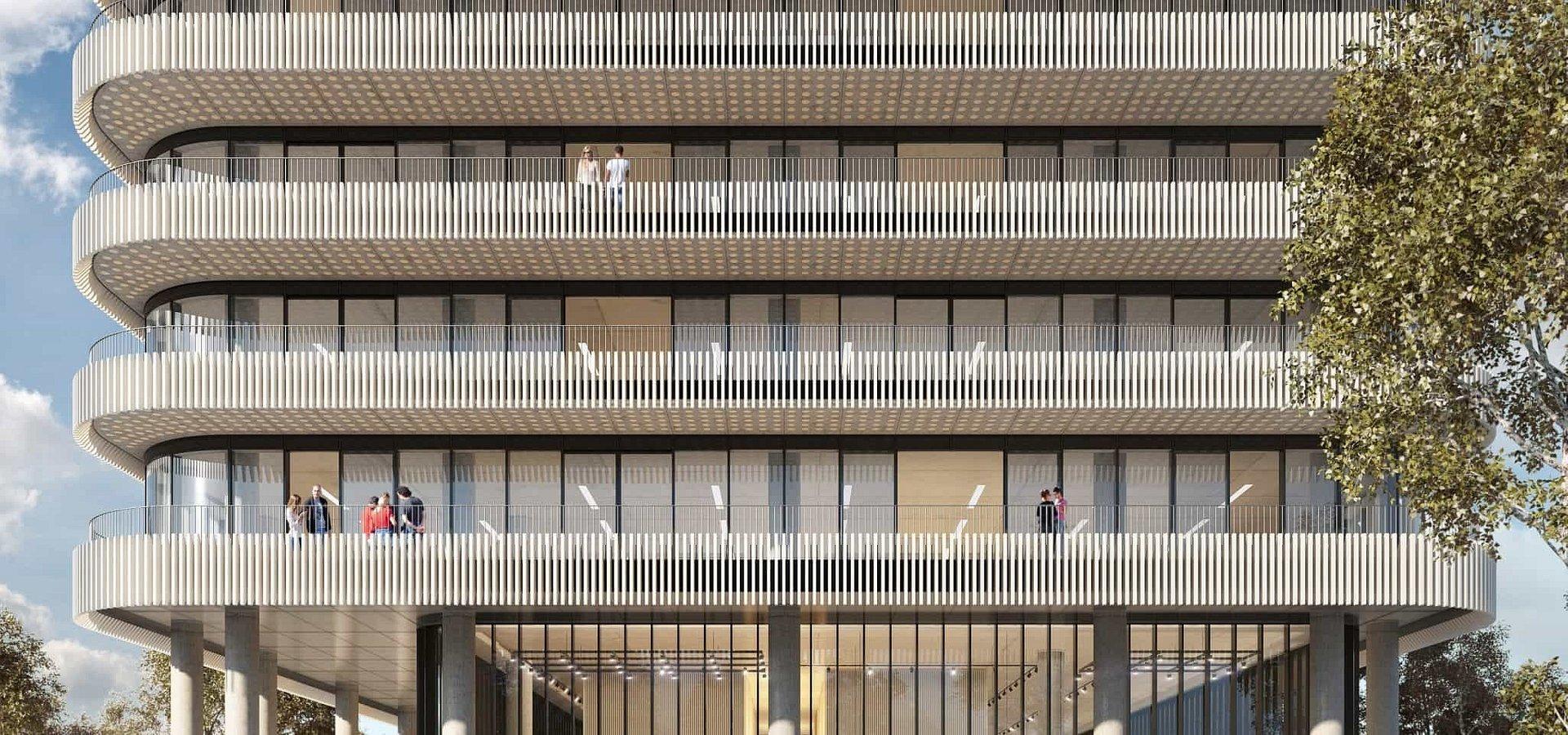 Do zóny Nové Nivy v Bratislave pribudne projekt z dielne svetových architektov