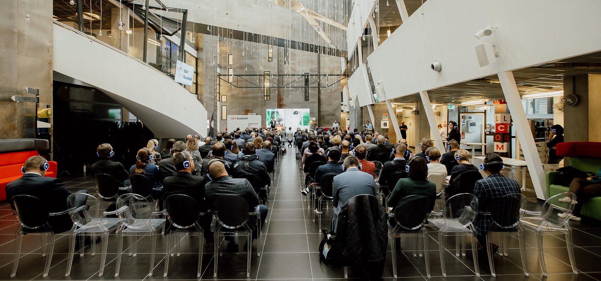 Krakowski Park Technologiczny – rok wielkich liczb i nowych wyzwań
