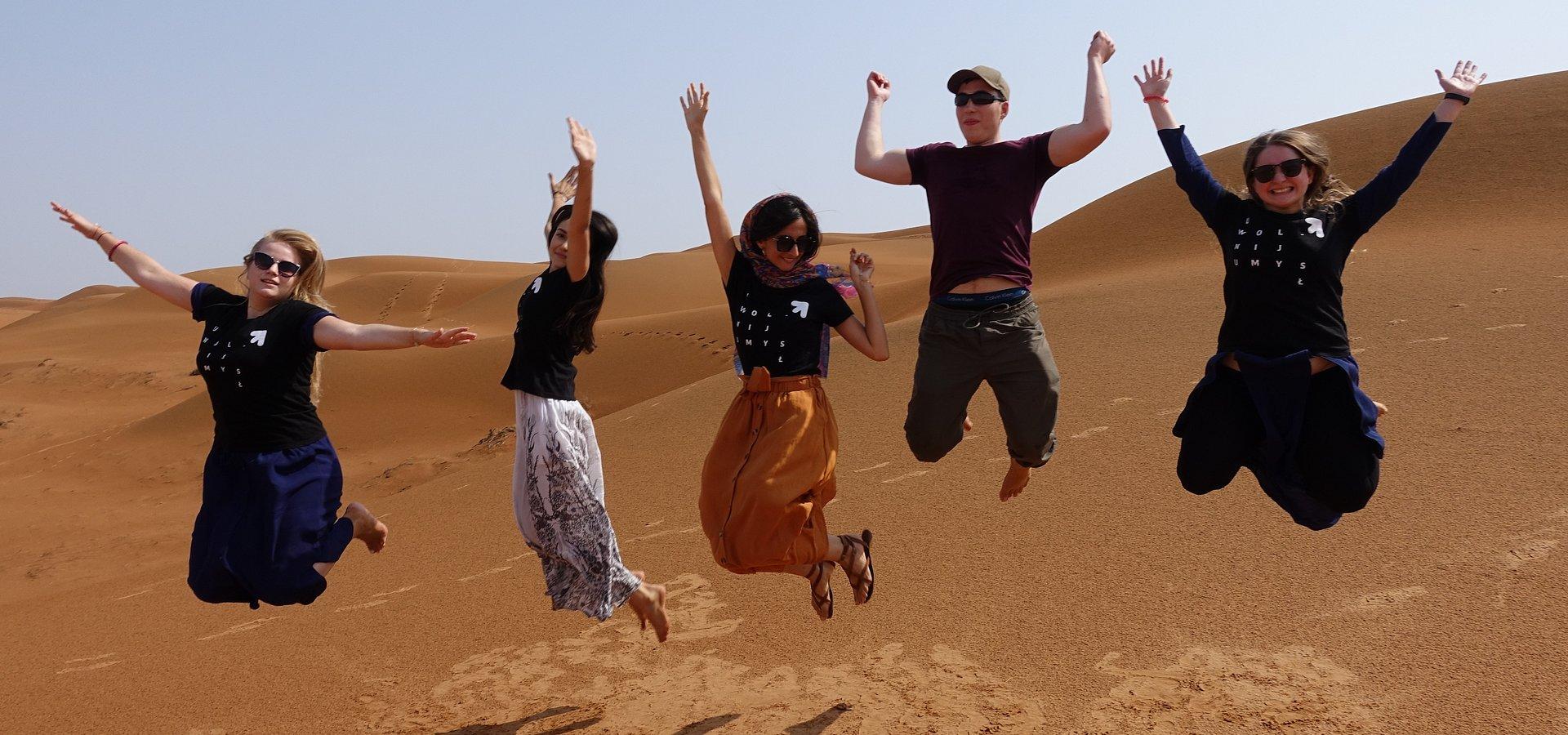 O miłości do Omanu – studencka wyprawa naukowa