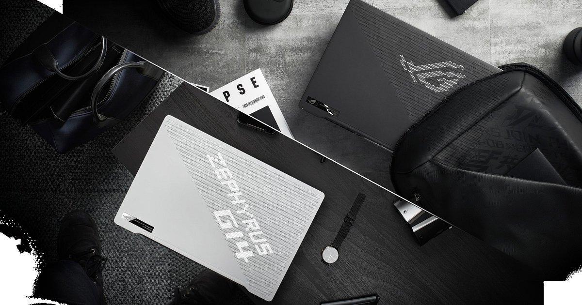 ROG prezentuje najwydajniejszy na świecie 14-calowy laptop gamingowy
