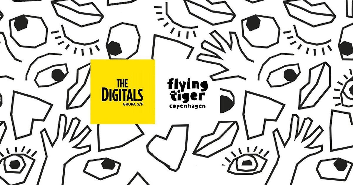The Digitals (Grupa S/F) powiększa portfolio marek obsługiwanych w social mediach.