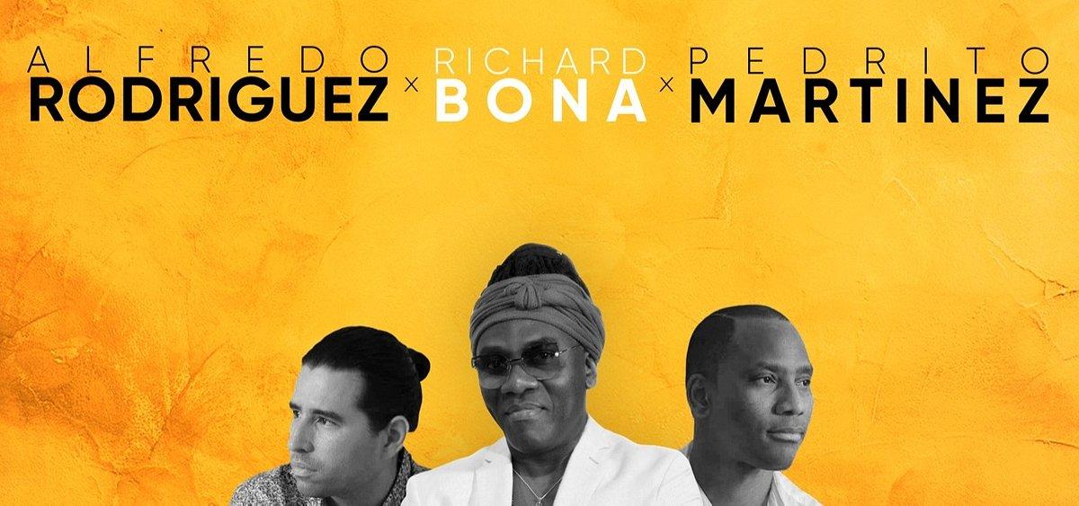 Richard Bona & Alfredo Rodriguez na czterech koncertach w Polsce