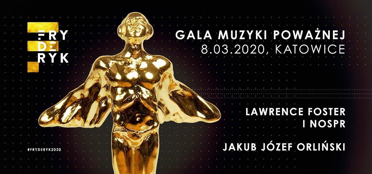 Jakub Józef Orliński wystąpi podczas Gali Muzyki Poważnej na FRYDERYK Festiwal 2020!