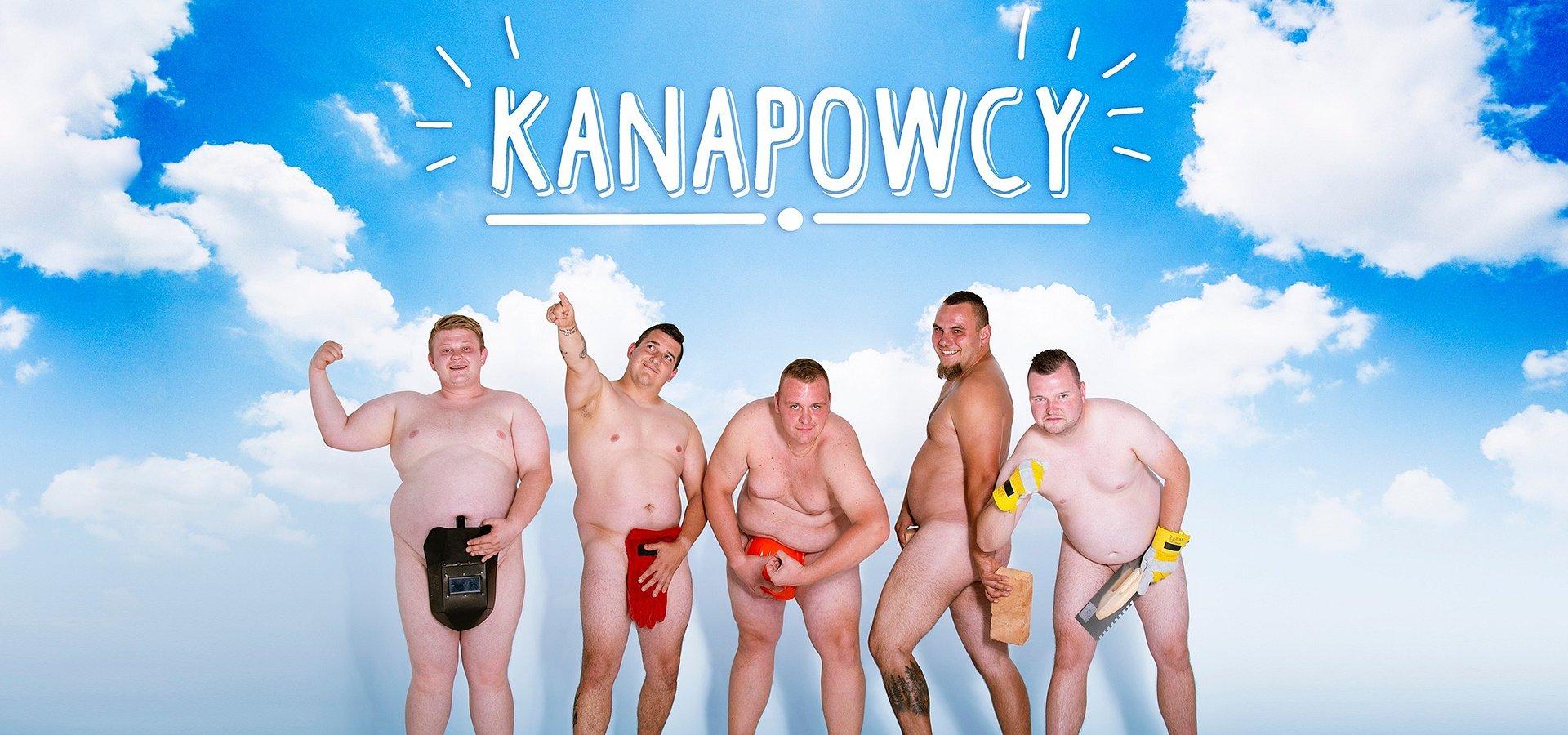 """""""KANAPOWCY"""": Pięciu młodych mężczyzn z południa Polski, którym nadwaga utrudnia życie walczy o powrót do formy w nowym programie TTV."""