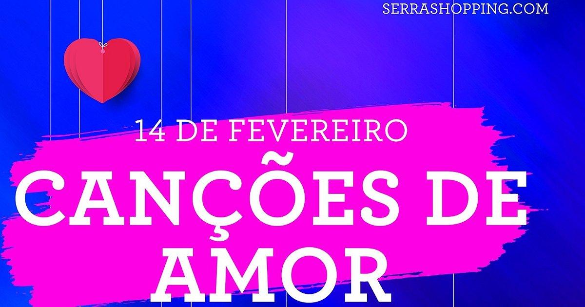 Celebre o Dia de São Valentim no Serra Shopping