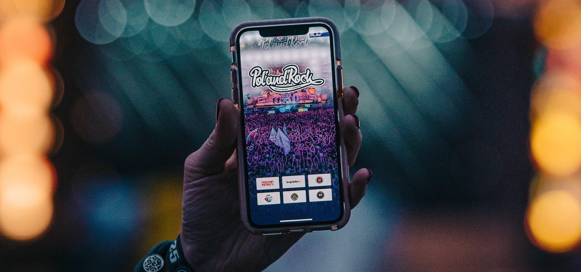 Festiwalowa aplikacja z nominacją do Mobile Trends Awards 2019
