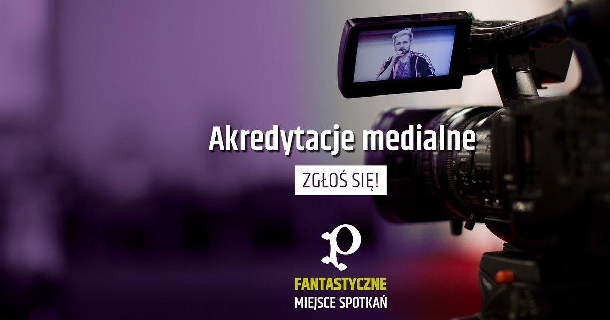 Znamy datę startu Formularza Akredytacji medialnych!