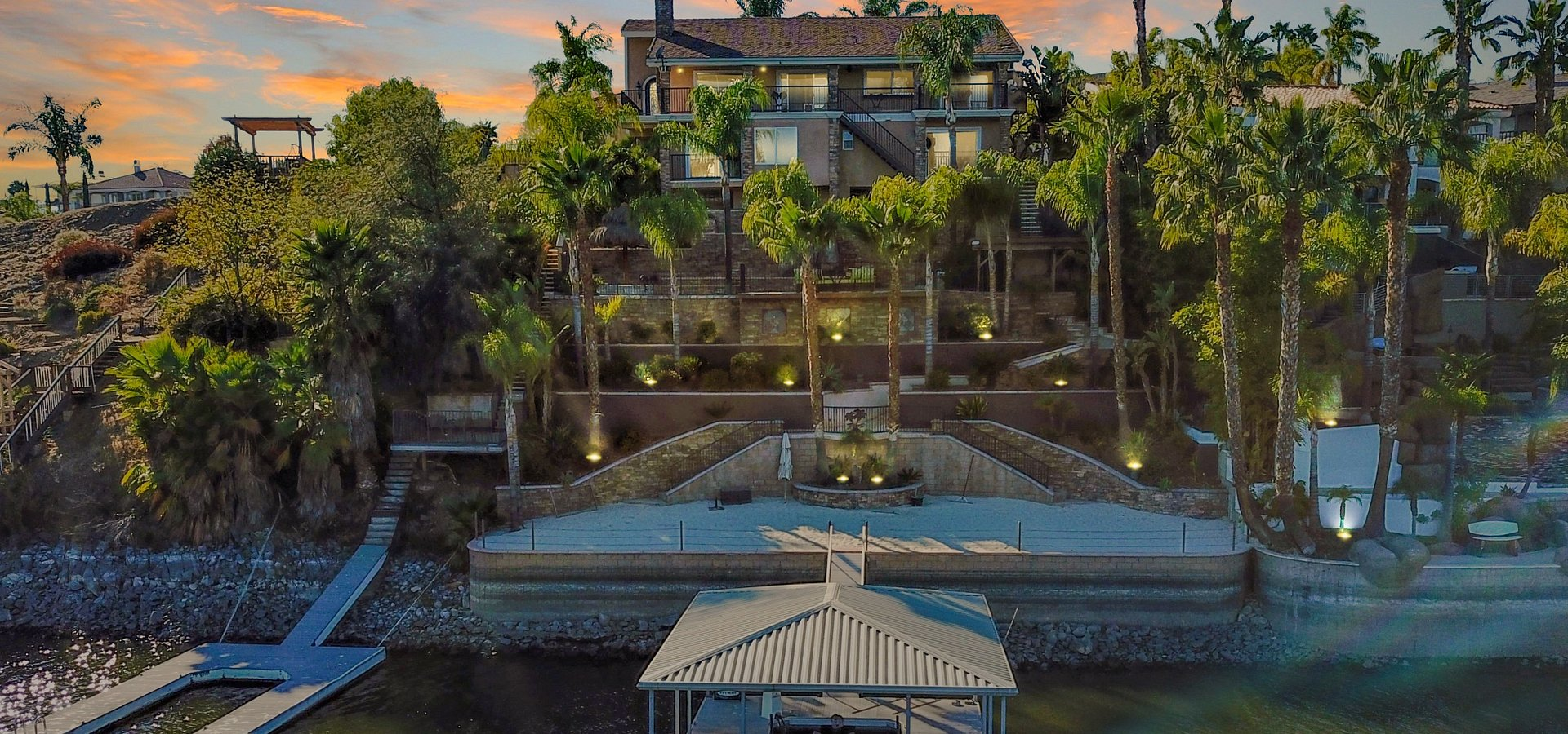 Coldwell Banker Realty Lists a Lakefront Canyon Lake Property for $1.4 Million