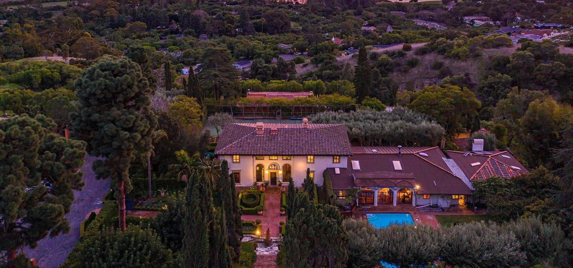 Coldwell Banker's Jade Mills and Tiffany Mills List Vanderlip Family's Historic Rancho Palos Verdes Estate for $12.995 Million