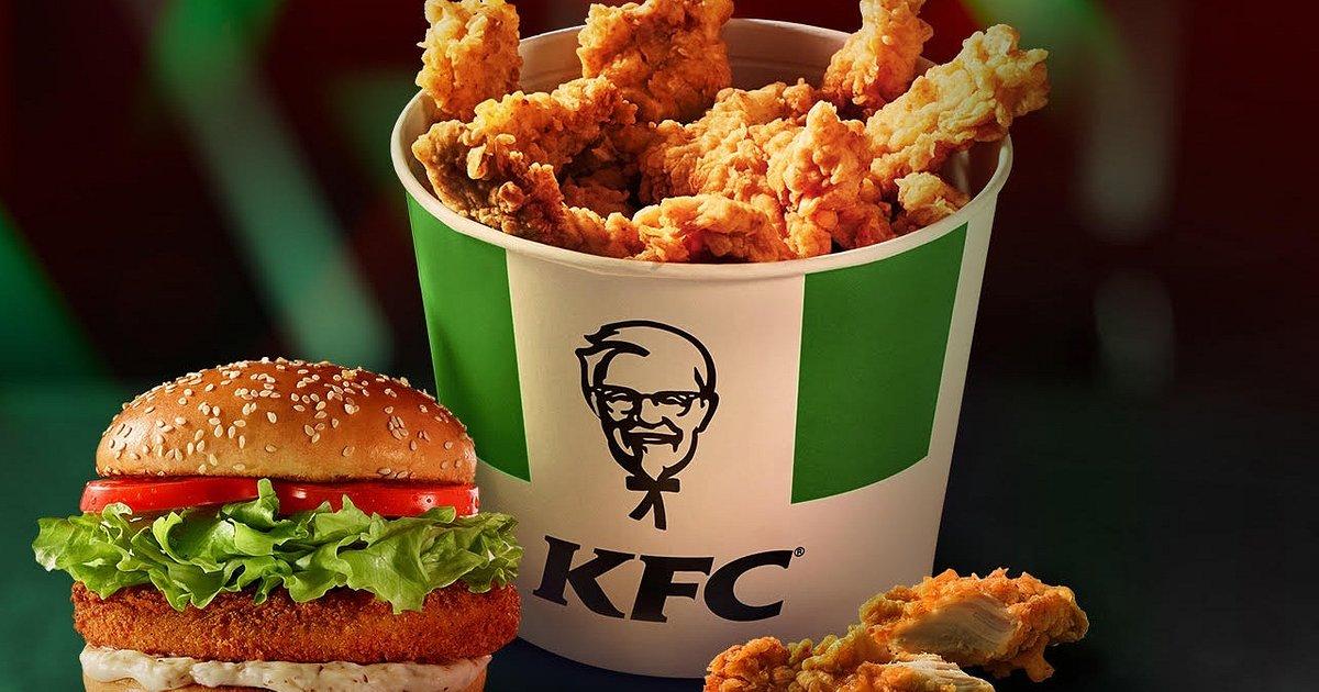 KFC w Rotterdamie na tydzień rezygnuje z mięsa