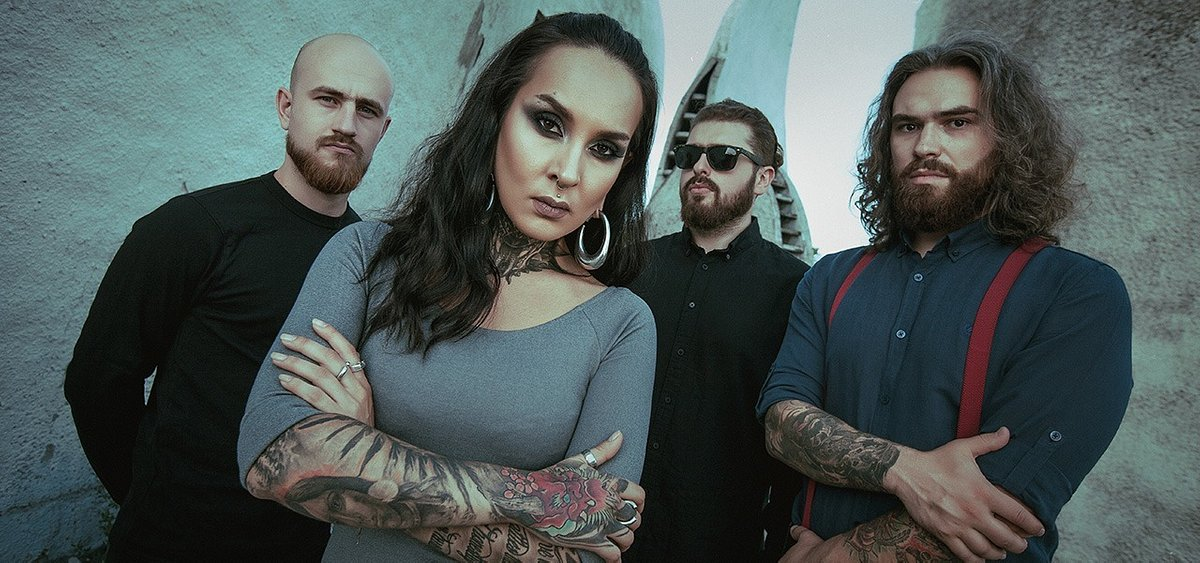 Jinjer at Pol'and'Rock Festival