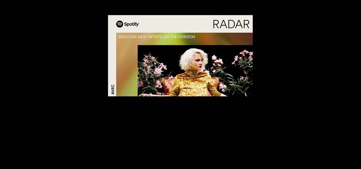Spotify startet mit RADAR ein internationales Programm für aufstrebende Künstler*innen