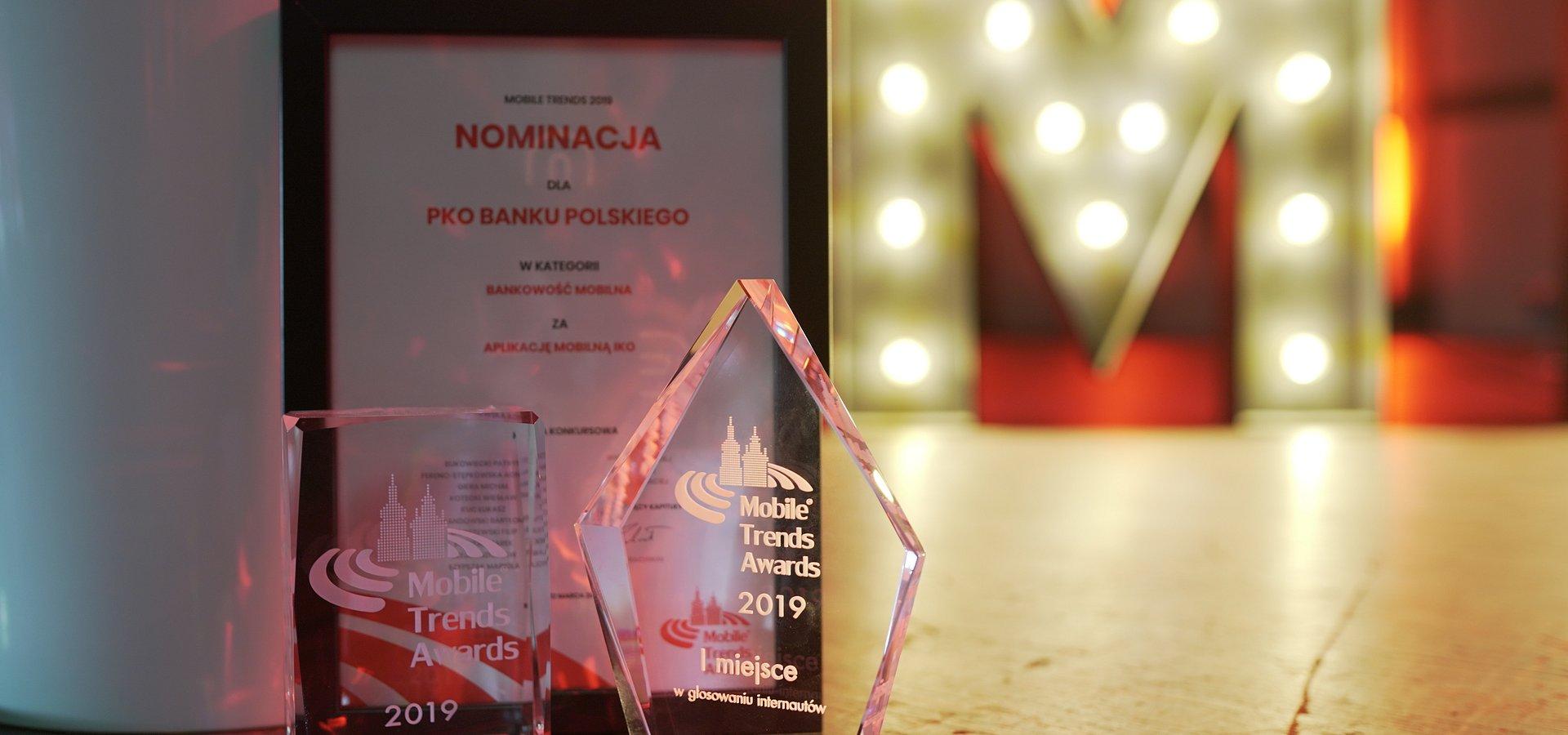 IKO podwójnym zwycięzcą konkursu Mobile Trends Awards