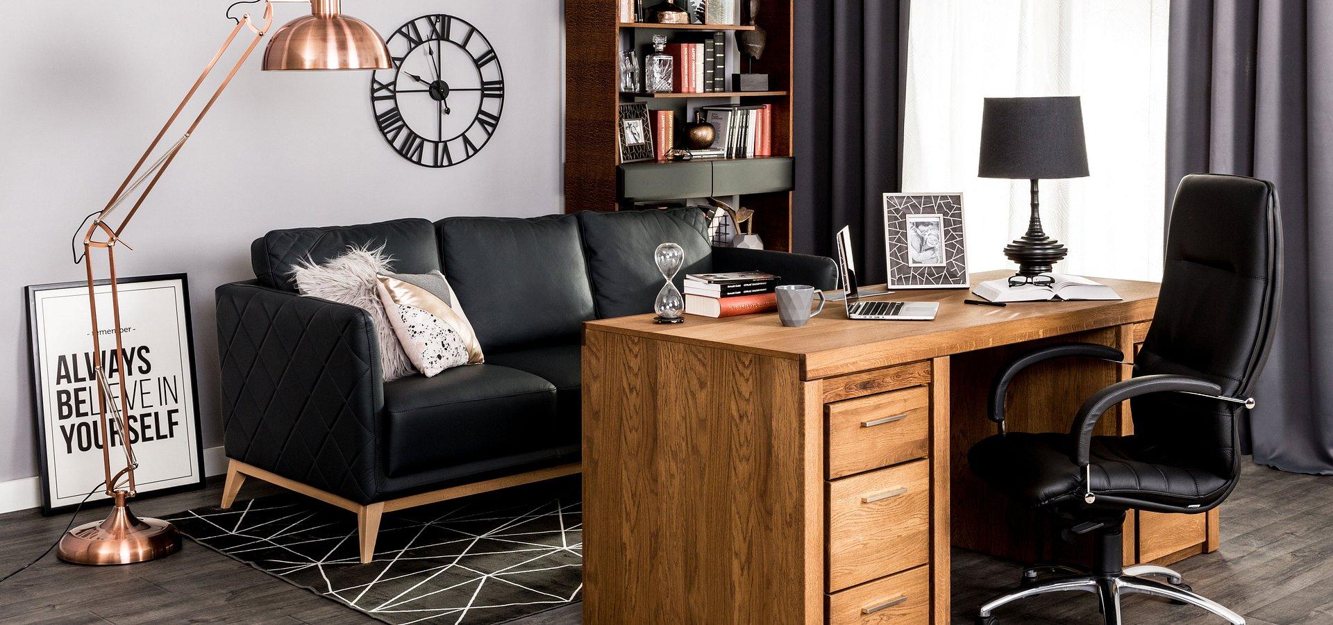 Home office – jak urządzić miejsce do pracy?