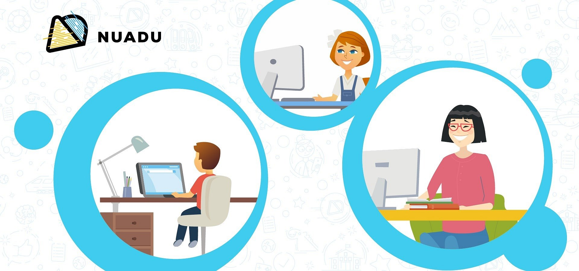 Siapkan ruang kelas online kolaboratif Anda menggunakan alat yang tepat