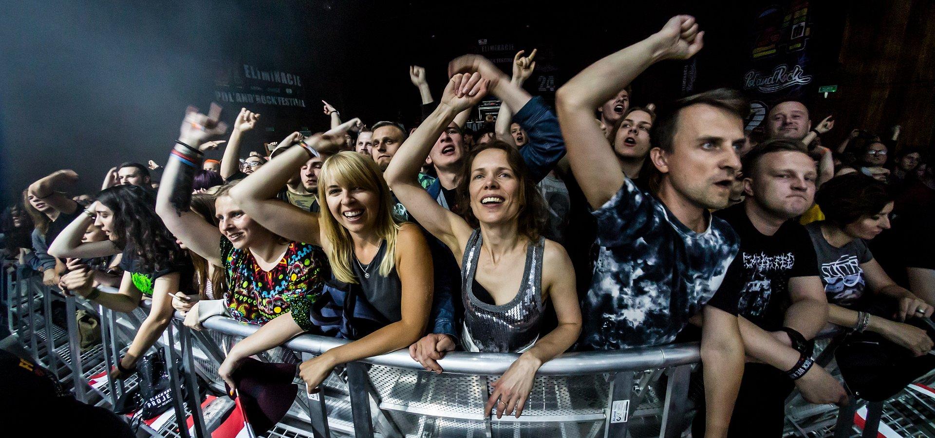 Eliminacje do Pol'and'Rock Festival w nowej formie