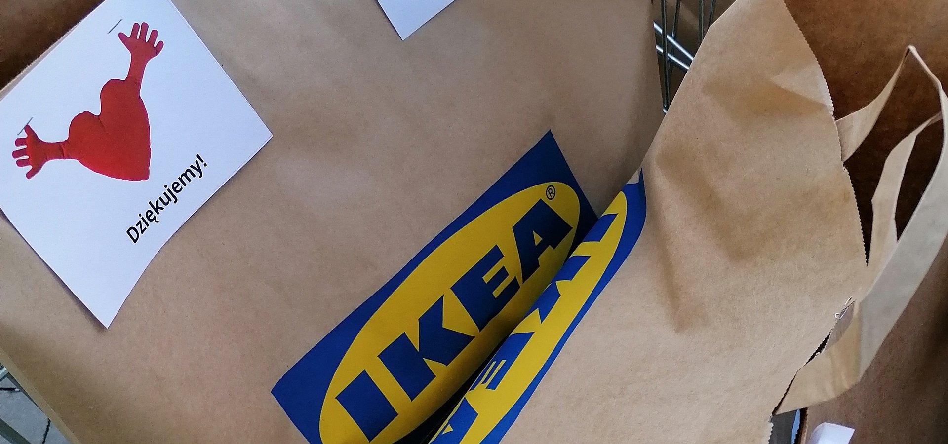 Pomagamy razem! IKEA aktywnie włącza się do akcji #WzywamyPosiłki