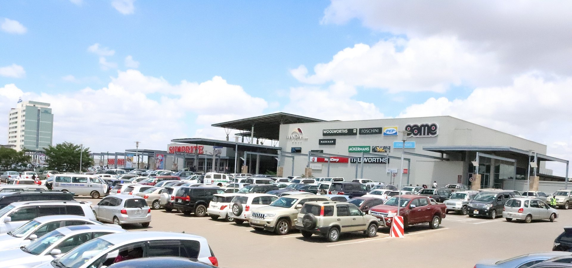 Growthpoint Investec African Properties on acquisition trail