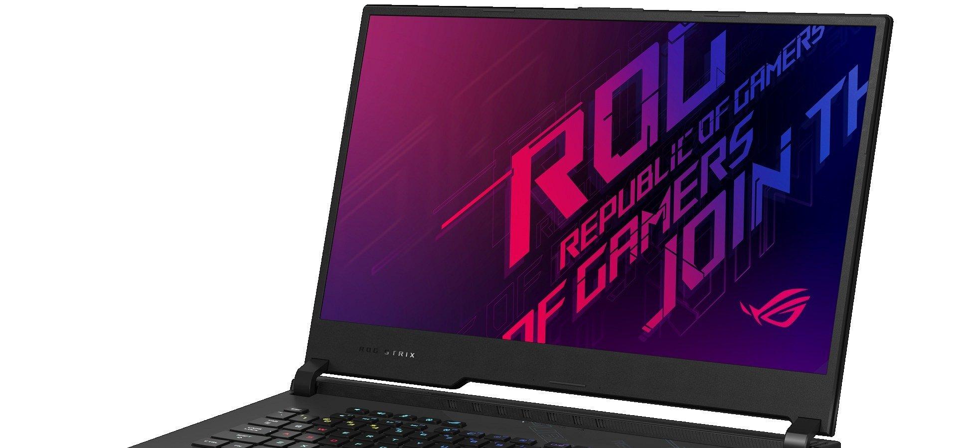 ASUS Republic of Gamers prezentuje laptopa gamingowego klasy premium - Strix SCAR 17