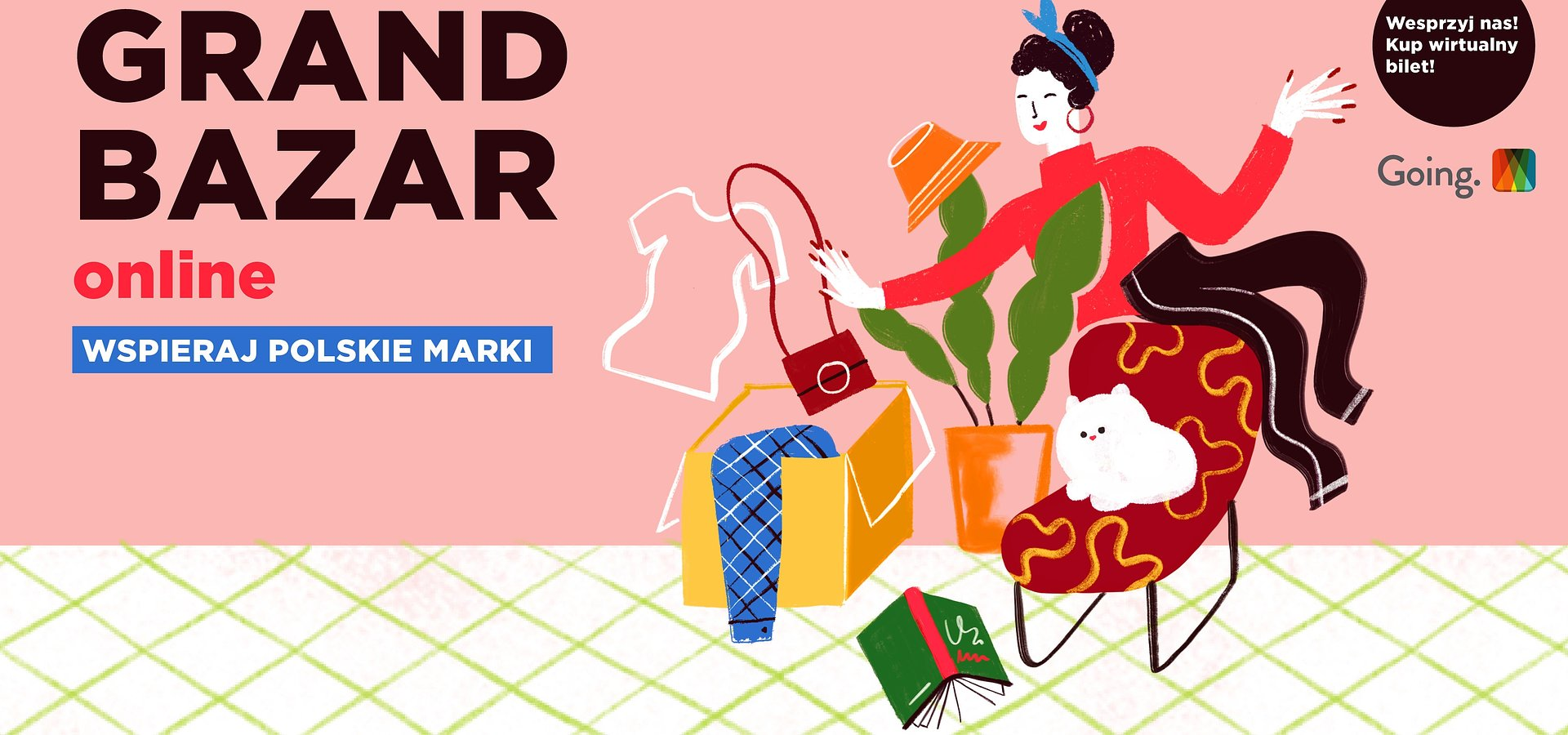 Grand Bazar: kup bilet już dziś!