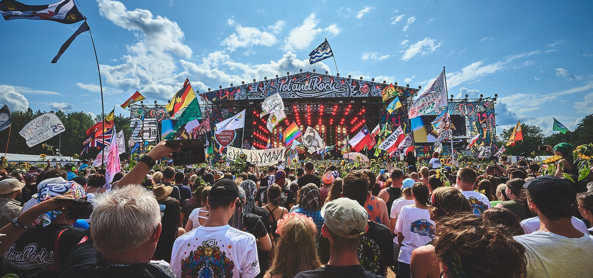 Pol'and'Rock Festival Will Not Take Place this Year