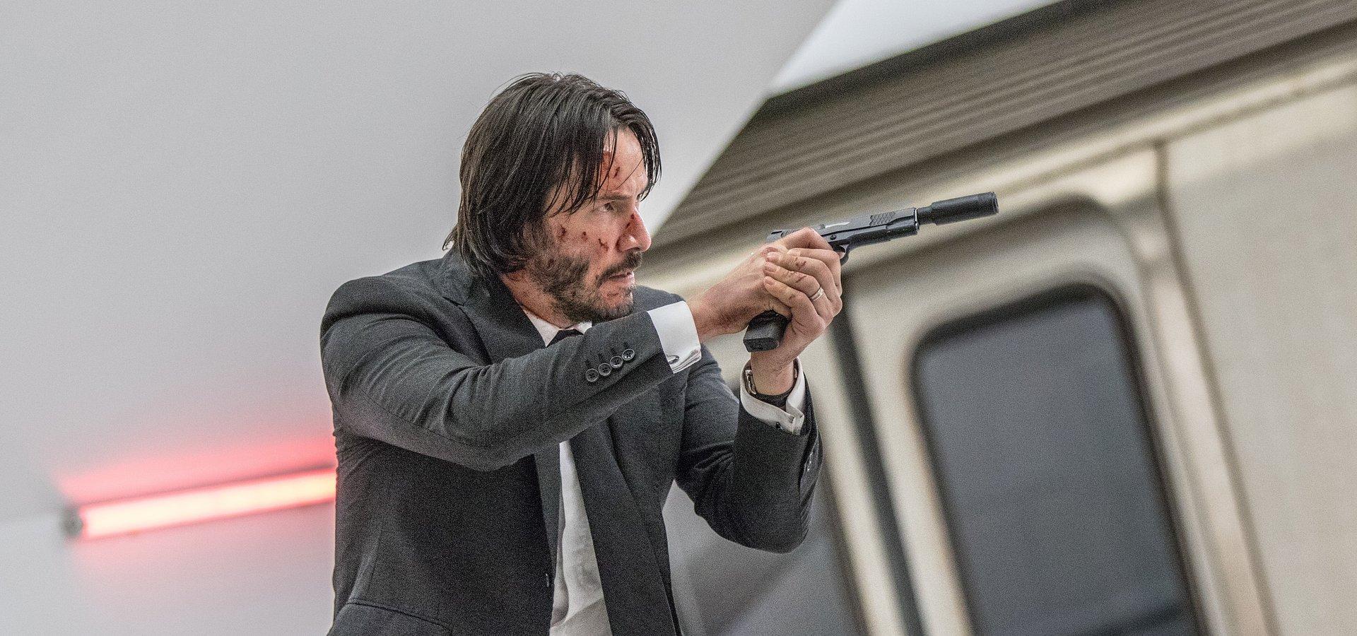 'JOHN WICK 2', 'RIDDICK – A ASCENSÃO' E 'BLITZ – SEM REMORSOS' SÃO OS 'FILMAÇOS' DO MÊS DE MAIO