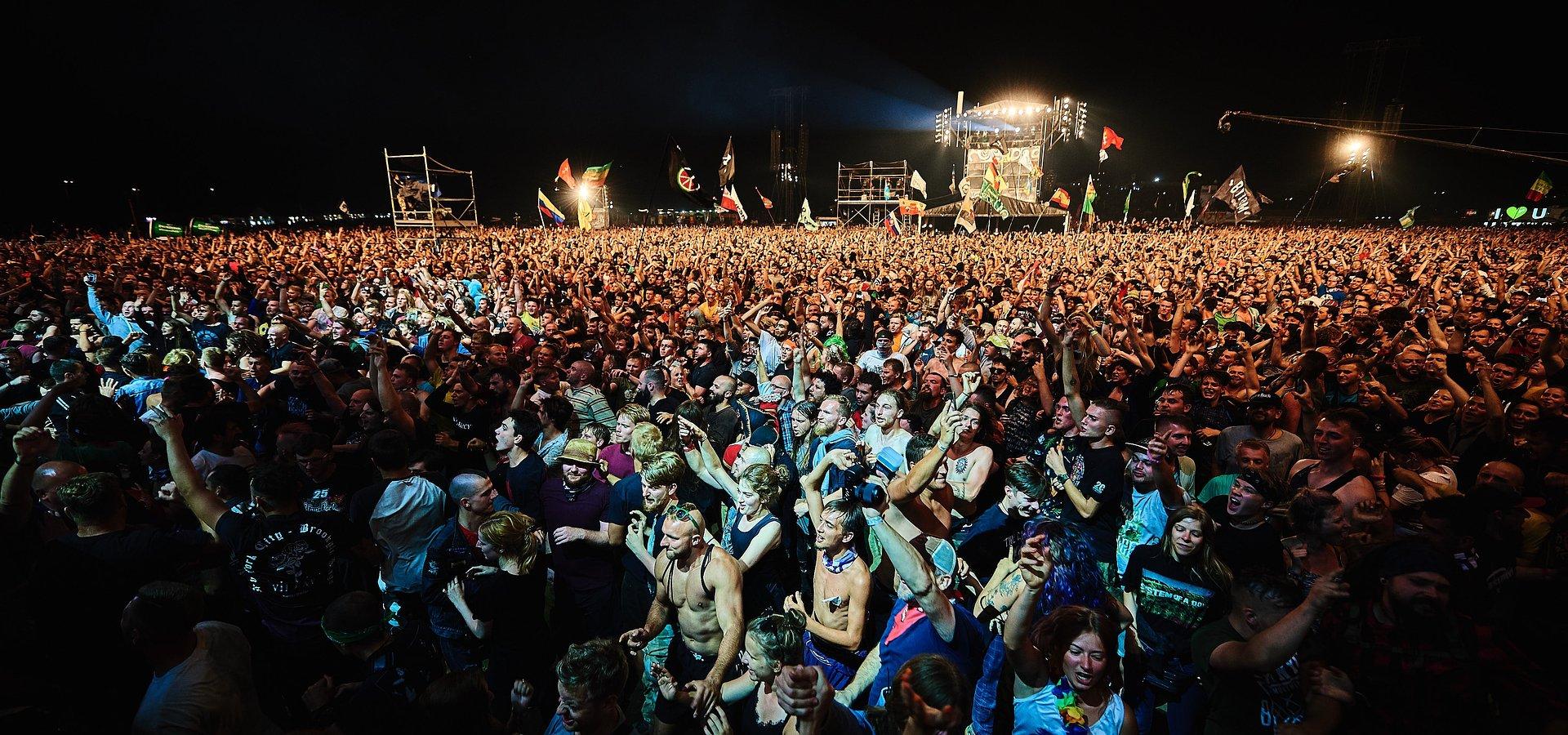 Jurek Owsiak do Przyjaciół Najpiękniejszego Festiwalu Świata