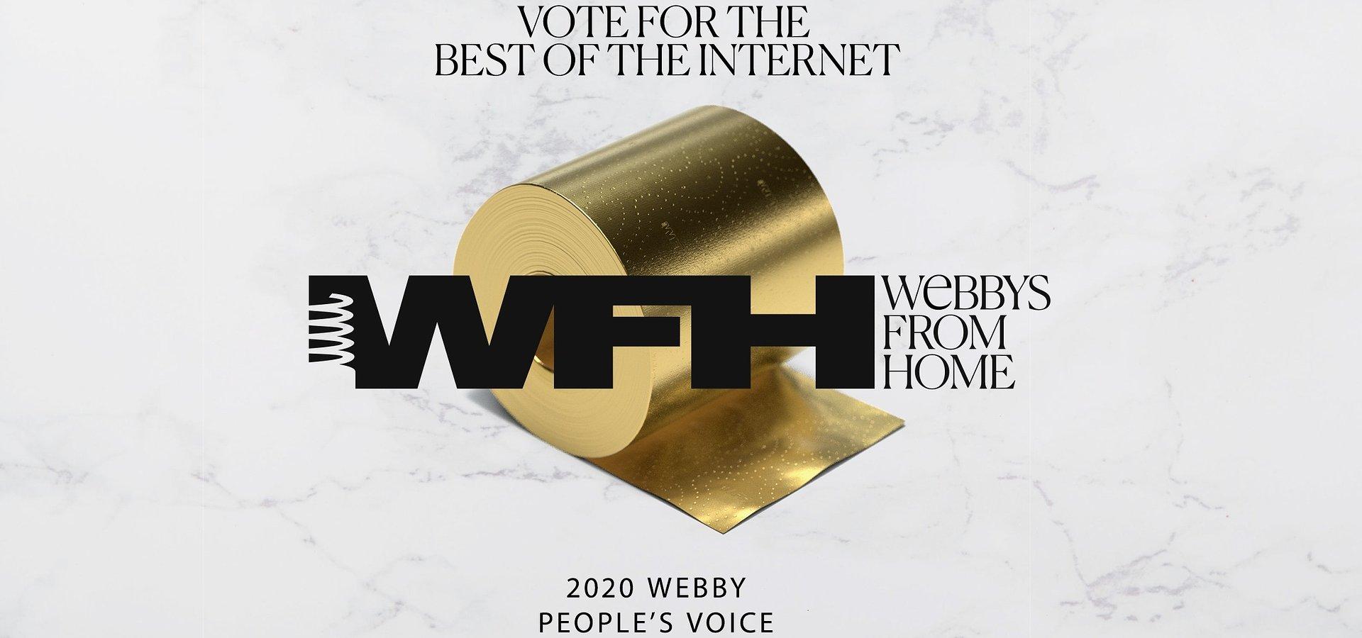 """""""Ostatni Twój Weekend"""" walczy o Webby People's Voice Awards"""