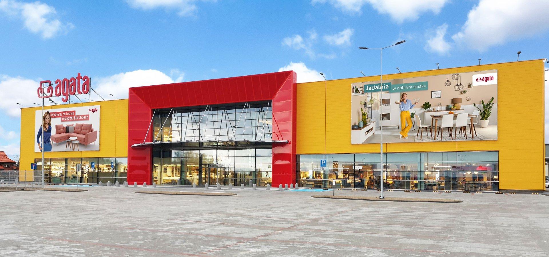 Salony Agata otwarte dla klientów. Nowe zasady funkcjonowania sklepów