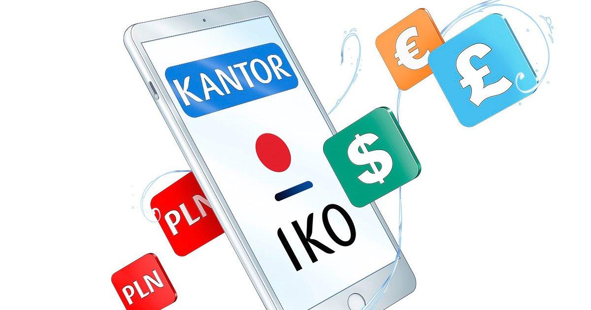 Zakupy BLIKIEM w kantorze PKO Banku Polskiego