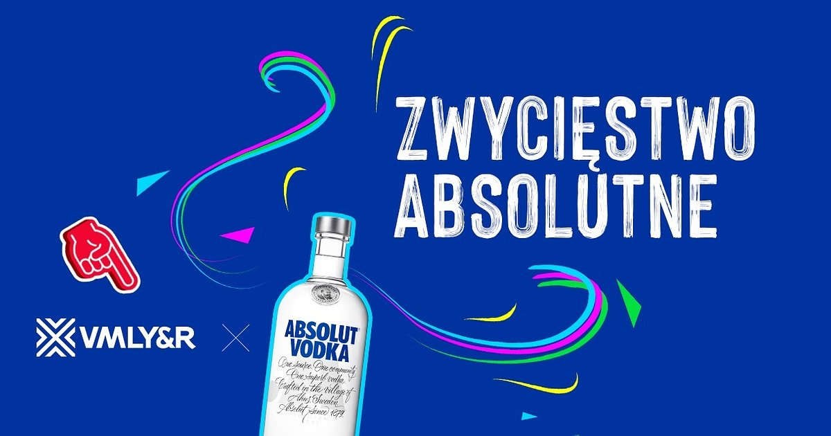 VMLY&R Poland partnerem marki Absolut
